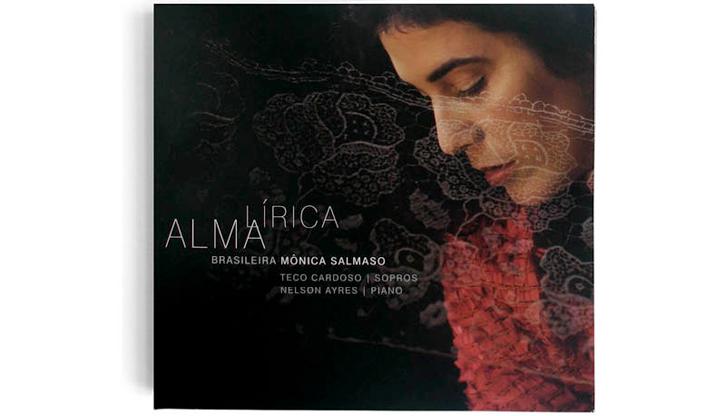 Mônica Salmaso Alma Lírica 2011