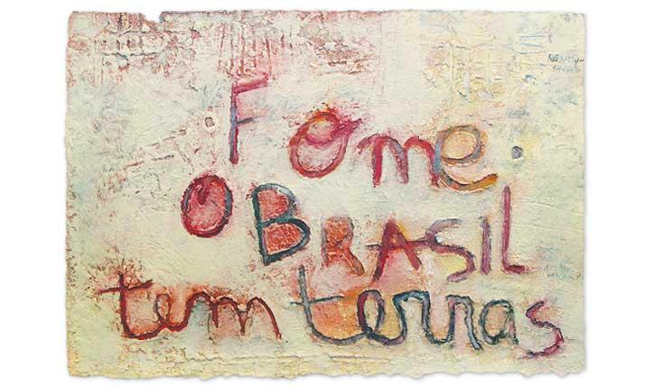 <p>exposição// Designers Contra a Fome |Museu da República | Rio de Janeiro</p> <p>técnica mista sobre papel</p> <p>&nbsp</p>
