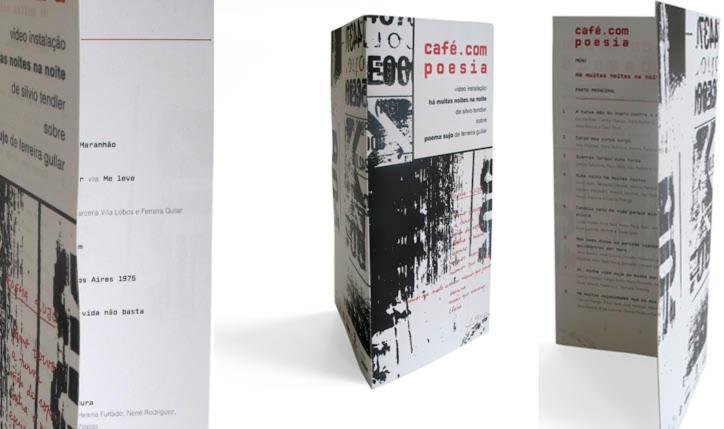 <p>cliente// Caliban</p> <p>video instalação de Silvio Tendler// Oi Futuro - Ipanema</p> <p>designer// Ruth Freihof e Christiane Krämer</p> <p>&nbsp</p>